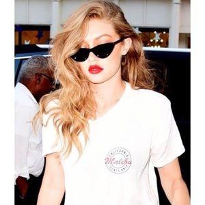 Le Specs Last Lolita Sunglasses Black